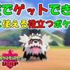 【ポケモンソード・シールド】 序盤でゲットできる!ずっと使える役立つポケモン! #3