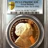 2007年イギリスダイアモンドジュビリー5ポンド金貨PCGS PR69DCAM