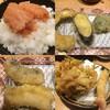 食歩記 大手町 やまみ モツ鍋のやまやの天ぷら店。週に2回来てしまいました(笑)
