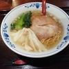 【西横浜】一酵や 塩ラーメンの夕食