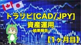 【1ヶ月目】トラリピ30万円資産運用報告