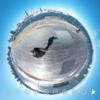 【横浜 観光スポット】大さん橋(くじらのせなか)の絶景 #360pic