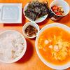 〔1人暮らし料理〕えびのコチュ味噌スープ