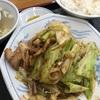 新宿の福しんで回鍋肉を食す!!