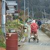 カメラを持って、琵琶湖に浮かぶ有人島・沖島に行ってきました