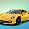 マセラティの新型スーパーカー『MC20』のCG画像が公開、5月に発表か....