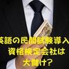 【大学入試】英語の民間試験導入で資格検定会社は大儲け?