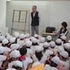 牧野小学校3年生のみなさんが遠足に来ていただきました。