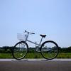 10年以上愛用してお気に入りだった無印良品の「26型H型自転車」をリピート購入しました。