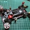 ミニ四駆作ってみた〜その339 「コンデレマシン制作その4:バンパーとローラー」