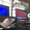 MacBook Airをクラムシェルモードで使用してみました。