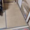 畳を板間へプチリフォーム フローリング風クッションフロア仕上げDIY