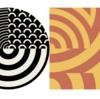 【css】repeating-radial-gradient()関数を重ねることでユニークな模様も1行で完結