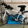 自転車通勤始めます🚲