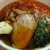 魂麺@本八幡 夏限定 夏辛魂麺