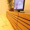 240cmのテレビボード