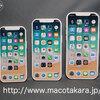 「iPhone 12」の一番小さなモデルはiPhone SEに近いサイズ?モックアップモデルを計測