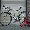 SPECIALIZED VENGE EXPERT(2012) ハンドル高さ調整