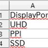 LibreOffice Calcで自動で表示される赤い波線(自動スペルチェック)を無効にする方法!