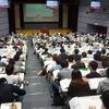 秋のリレー講座が始まった。初回は寺島学長