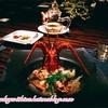 【中国茶が種類豊富】コンラッド東京のチャイナブルーへ行ってみて!