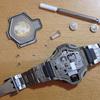 時計電池交換は、自分でやれば\100!