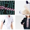 【週刊tricolored】 トリエ トリコロール帯締め、 KITH x Nike Air Force 1 Paris、 ルコック 医療白衣 Vネックスクラブ、 トミー ボンバージャケット 他 (2021/03/01)