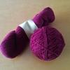 私にとって編み物とは