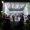 和田町地蔵まつりステージ  暑くて熱いステージでした!
