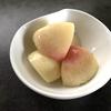 [裏ワザ]知ってた?桃の皮を一発でつるっときれいにむく方法
