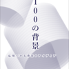 【イラレ】10種のフォントと、シンプルな背景のアイディア(楕円)
