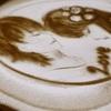 札幌サンドアート教室。第1期生の作品を室蘭で展示します!