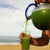【健康食品】青汁は力が湧き出る飲み物だね。