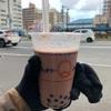 「クィクリー 石狩街道店」ホットココアミルク