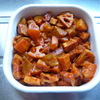 具材入りパスタソース:忙しい年末に便利な作り置き①根菜