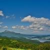 北海道へ行ってました!! 前半の道東に較べ後半の道南は天気も良く、真夏並みの気候。。。