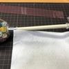 【手作り】キラキラ☆プリキュアアラモード キャンディロッド 作りました!!④