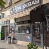 Kálvin Kebabのギロピタ