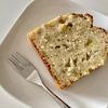 ワンオペの日。息子とバナナパウンドケーキを作りました。