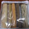 コストコ 5種類のソフトバゲットはフランスパンより食べやすい