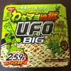 日清食品の「日清焼そば わさマヨ地獄 U.F.O. BIG」を食べました!《フィラ〜食品シリーズ #20》