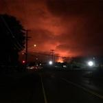 ハワイ島 キラウエア火山 噴火の様子を見に行く!!