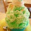 クリーミーなデザート系かき氷が豊富!でも出色は意外にも…:邑楽郡「氷処 楽~GAKU~」