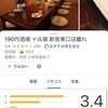 料理は安くとも追加料金は安くない店『190円酒場 十兵衛』