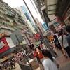 香港旅行 3日目 旺角〜女人街〜金魚街