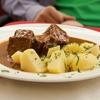オーストリア・ウィーンで食べたビーフシチュー「グラーシュ」が最高にうまかった!【夏旅2017】#11