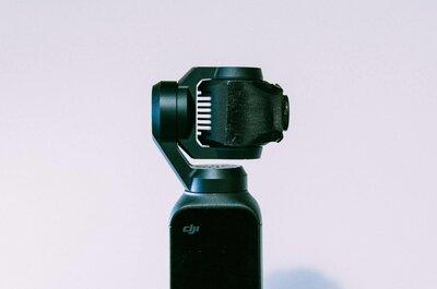 【OsmoPocketの広角レンズアダプタが外れて無くなる前に】マスキングテープで貼っちゃおう!