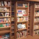 つながる本棚