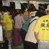 「高槻まつり」で活躍(高槻・島本支部)