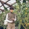 """ユン・ジソン ソロアルバム """"Aside"""" ジャケット撮影 ビハインド写真"""